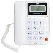 得力  781 来电显示办公家用电话机/固定电话/座机 可摇头可接分机