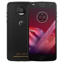 摩托罗拉 Z2 Play 4G+64G 模块化手机 黑色 移动联通电信4G手机 双卡双待产品图片主图