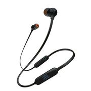 JBL T110BT 无线蓝牙 入耳式耳机 运动耳机 手机耳机 游戏耳机 黑色
