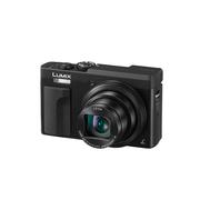 松下 DC-ZS70GK 30倍光学变焦口袋大小 4K全家桶 自拍便携数码相机 黑色