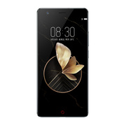 努比亚 Z17畅享版 6G+64G 曜石黑 无边框全网通4G手机