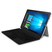 中柏 EZpad 6Plus 64G版11.6英寸二合一平板电脑(Apollo N3450 6G 64G 1920X1080FHD屏)极光银