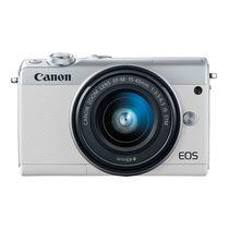 佳能 EOS M100(15-45 IS STM镜头) 银色产品图片主图