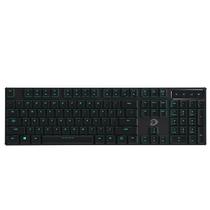 达尔优 EK820 超薄104键游戏背光办公机械键盘 巧克力红轴产品图片主图