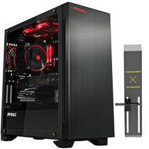 安钛克  P110 侧透版 中塔机箱(RGB/钢化玻璃全侧透/VGA显卡支架/1MM钢板/8+2PCI拓展槽/支持VR)产品图片主图