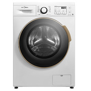 美的 MD80V50D5 8公斤洗烘一体变频滚筒洗衣机 衣干即停 16种程序随心调节