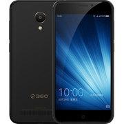 360手机 C5移动版 2GB+16GB 曜石黑 移动联通4G手机 双卡双待