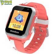 阿巴町 V116儿童智能手表 视频通话4G网络定位拍照彩色触屏男女孩手表 橘红色