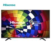海信 LED43EC350A 43英寸 人工智能电视 VIDAA3.0丰富影视教育资源 (黑色高光)