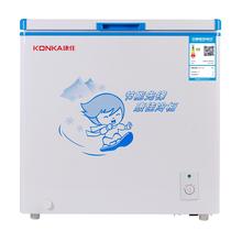 康佳 BD/BC-166DTH 166升冰柜 冷藏冷冻转换冷柜 节能单温冰箱产品图片主图