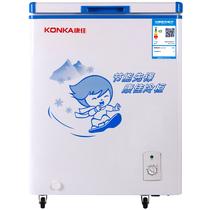 康佳 BD/BC-106DTH 106升冰柜 冷藏冷冻转换冷柜 节能单温冰箱产品图片主图
