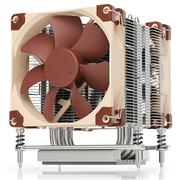 猫头鹰 NH-U9 TR4-SP3 6热管CPU散热器 (支持 TR4 /A9 PWM双风扇/U型塔式CPU散热器)