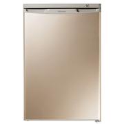 海信 86升 单门立式分区小冰柜 家用冷冻柜 冷冻节能小冰箱 母乳储存柜 一级能效(流光金)BD-86/A