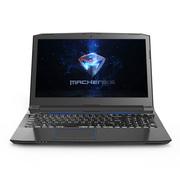 机械师 T58-Ti3 15.6英寸游戏笔记本电脑(i7-7700HQ 8G 128G SSD+1T GTX1050Ti 4G 背光键盘)