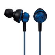 松下 RP-HJX5 蓝色 HI RES高音频耳机 频带宽 低音强大