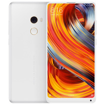 小米 MIX2 全陶瓷尊享版 8G+128G 全网通4G手机 皓月白产品图片主图