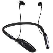 漫步者 W360NB 蓝牙耳机 主动降噪  无线通话 入耳式耳机 黑色
