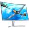 宏碁 ED273 A 27英寸144Hz 1800R曲率窄边框VA广视角全高清沉电竞显示器 (DVI/HDMI/DP)产品图片3