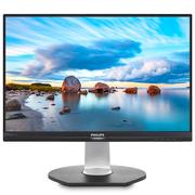 飞利浦 23.8英寸 AH-IPS屏窄边框 2K/QHD 99%sRGB 旋转升降底座 电脑液晶显示器242B7QPTEB