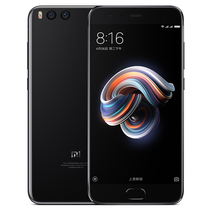 小米 Note3 全网通 6GB+64GB 黑色 移动联通电信4G手机 双卡双待产品图片主图
