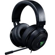 雷蛇 北海巨妖7.1 V2 黑色 游戏耳麦 电竞耳机 头戴式 电脑耳机 绝地求生耳机 吃鸡耳机
