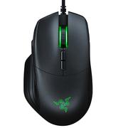雷蛇 Basilisk巴塞利斯蛇 RGB幻彩 有线游戏鼠标 5G电竞鼠标 黑色