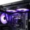 九州风神 魔环120 RGB 三联包电脑机箱风扇(12CM/RGB LED灯珠/水冷排散热/支持RGB SYNC主板)产品图片4