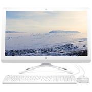 惠普 24-g220cn 23.8英寸一体机电脑(J3710 4G 500G FHD 无线网卡 Win10)