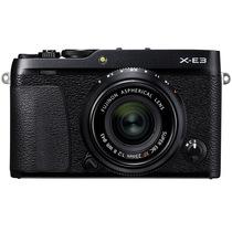 富士 X-E3 XF23 F2 微单电套机 黑色 2430万像素 触摸屏 4K视频 蓝牙4.0产品图片主图