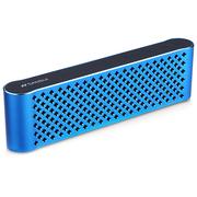 山水 T17 无线蓝牙音箱手机插卡便携式迷你小音响低音炮 宝石蓝