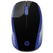 惠普 200 无线鼠标 便携家用/笔记本电脑办公/鼠标 蓝色