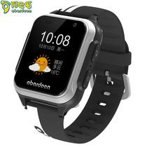 阿巴町 V116 儿童智能电话手表 4G视频拍照定位防水手表手机男女孩 黑色产品图片主图