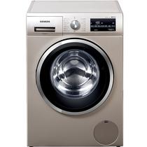 西门子 XQG100-WM12P2692W 10公斤 变频滚筒洗衣机 BLDC电机  LED触摸键 (缎光银)产品图片主图