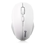 达尔优 LM116G 无线光学游戏办公鼠标 无线鼠标 白色