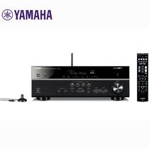 雅马哈 音响 音箱 家庭影院 AV功放 7.2声道功率放大器 杜比全景声/DTS:X/杜比视界 RX-V583 黑色产品图片主图