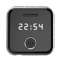 环格 H-R300 录音笔 MP3播放器 专业录音 运动MP3音乐播放器  4G 黑色产品图片主图