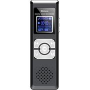 新科 RV23 16G录音笔专业微型智能降噪 黑色