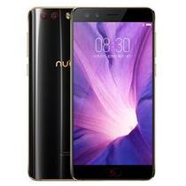努比亚 Z17miniS 黑金 6GB+64GB 全网通 移动联通电信4G手机 双卡双待产品图片主图