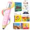 爱看屋 3-6岁情商智商全面发展点读笔套装(37册)粉色8G充电款 幼儿童启智益智启蒙玩具故事机早教机产品图片2