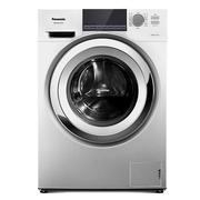 松下 XQG100-E1L2T 10公斤变频滚筒洗衣机 6项精准智控 泡沫净 三维立体洗