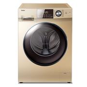 海尔 EG10014BD59GU1JD 10公斤斐雪派克直驱变频滚筒洗衣机  创新太极洗 双智能系统