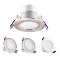 公牛 防频闪LED筒灯 3.5寸 5W 5700K/350LM MT-A10521产品图片主图