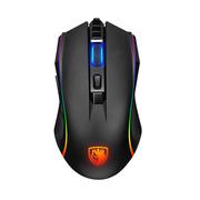赛德斯 幻影 RGB有线光电宏鼠标(磨砂黑)lol外设电竞电脑USB鼠标宏编程吃鸡绝地求生大逃杀鼠标