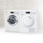 美诺 WDA201 C WPM+TKB340 WP C 洗衣机干衣机套装 欧洲原装进口