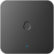 创维 企鹅极光盒子增强版 网络机顶盒 4K高清HDR电视盒子2G内存蓝牙语音遥控