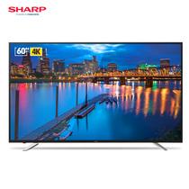 夏普  LCD-60SU470A  60英寸4K超高清wifi智能网络液晶平板电视机产品图片主图