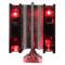 大镰刀 STB120 PLUS Rev.B CPU散热器(支持intel 2011、2066、AMD、AM4平台/12cm温控红光双风扇)产品图片3