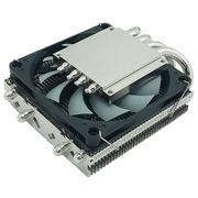 大镰刀 JT8039 CPU下压式散热器(支持115X、AM4平台/4热管/39mm总高/8cm智能温控风扇)