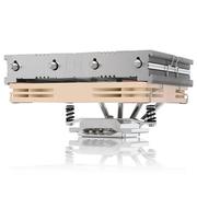 猫头鹰 NH-L12S 下压散热器 (支持115X 、AM4 多平台/低塔式散热器/12cm薄款风扇/4热管)