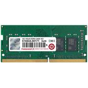创见 4G DDR4 2400 1.2V笔记本内存条